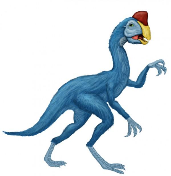 Oviraptor-color