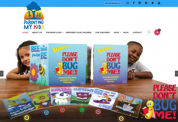 PMK-homepage-webdesign