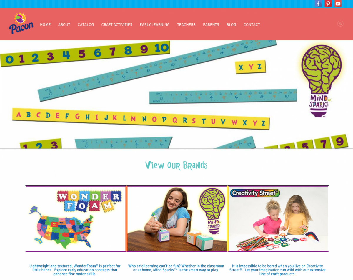 Pacon-web-homepage
