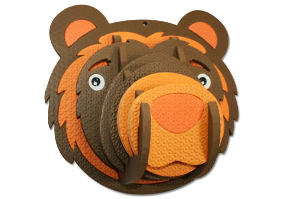 10--Puzzle Bear