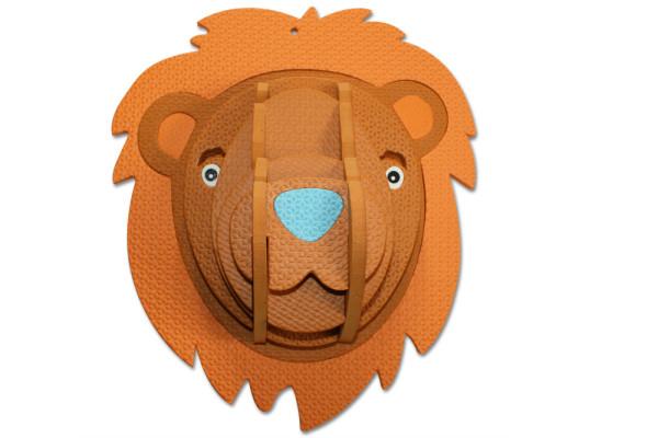 4--Puzzle Lion