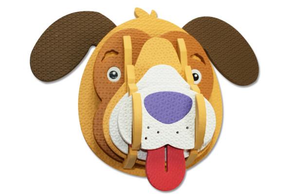 7--Puzzle dog