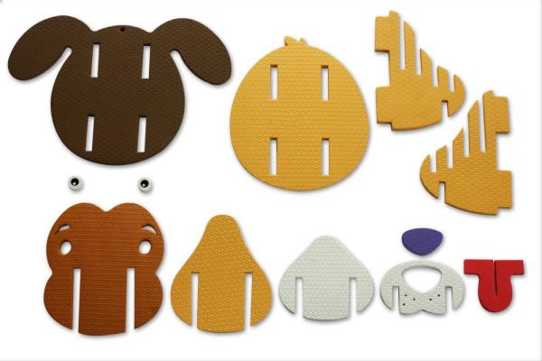 8--Puzzle dog Apart